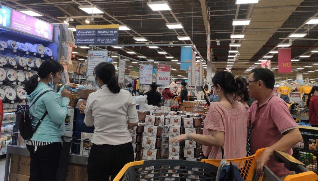 Nồi Chảo Super Chef được nhiều khách hàng yêu thích trên các siêu thị lớn toàn quốc